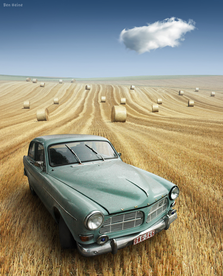 Conceptual Photos by Ben Heine