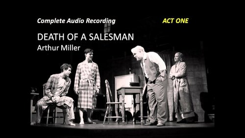 ARTHUR MILLER_DEATH OF A SALESMAN