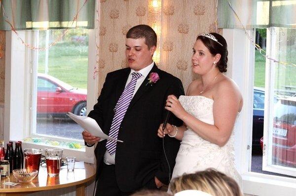 Cкучная шведская свадьба