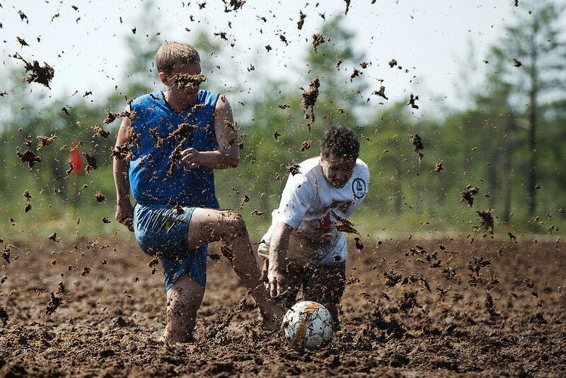 Чемпионат России по футболу на болотах — 2012