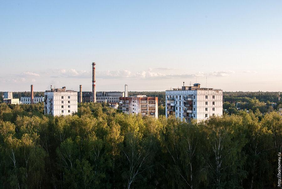 ТЭЦ в городе Саров