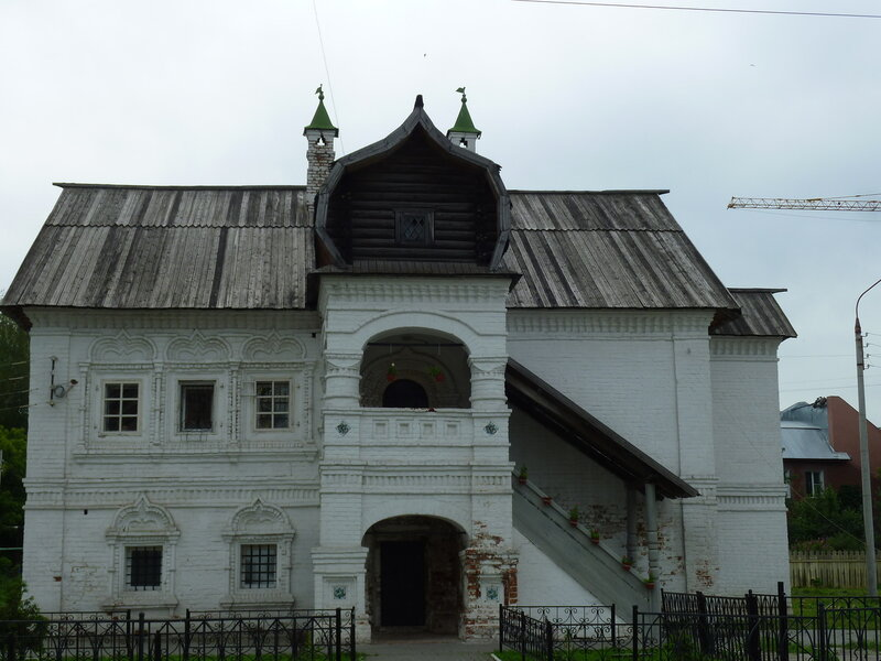 Палаты купца Олисова