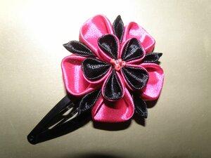 Прекрасные цветы канзаши 0_70fa4_524d399b_M