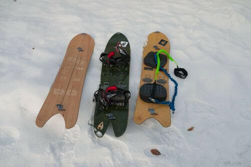 Сноуборд своими руками 2