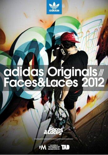 adidas Originals. Продолжи движение на FACES&LACES 2012
