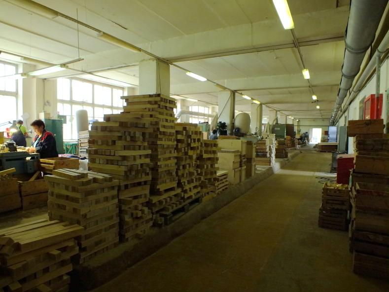 Как делают деревянные игрушки