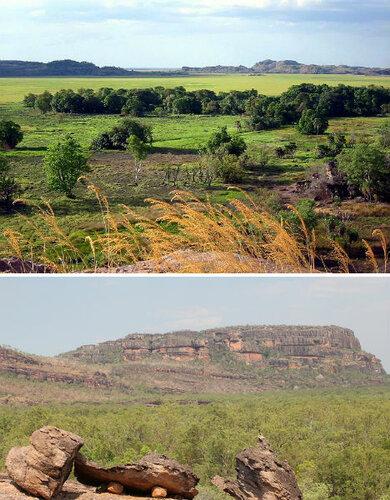 австралия, национальный парк какаду