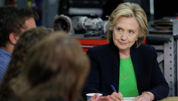Клинтон выступила заотмену американского эмбарго наторговлю сКубой