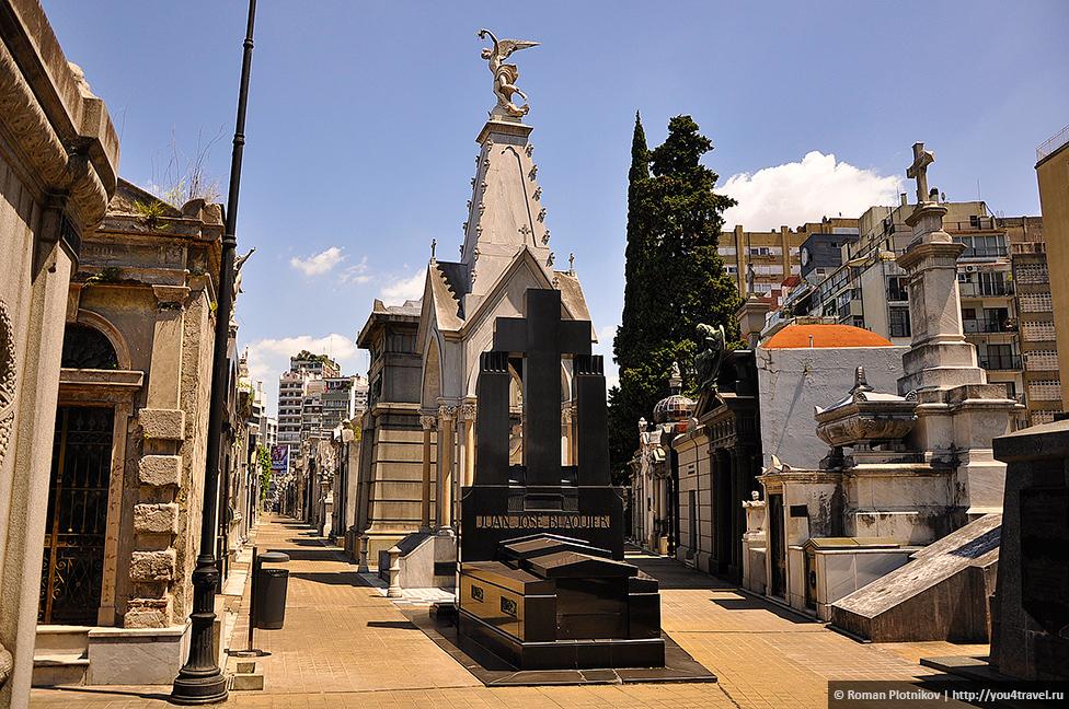 0 3eb829 20199e18 orig День 415 419. Реколета: кладбищенские истории Буэнос Айреса (часть 2)