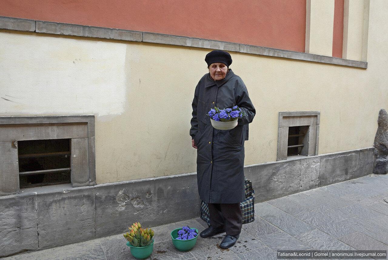 Весна в Варшаве
