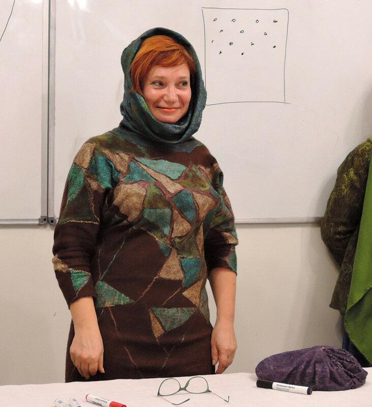 Посиделки в Шкатулочке 4 ноября 2015