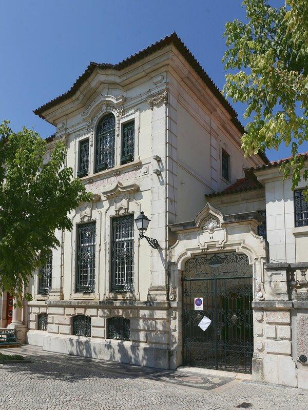 Лейрия. Здание Банка Португалии (Edifício do Banco de Portugal)