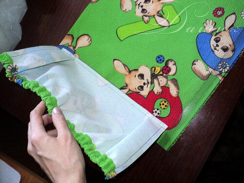 Сшить саше для детского сада 68