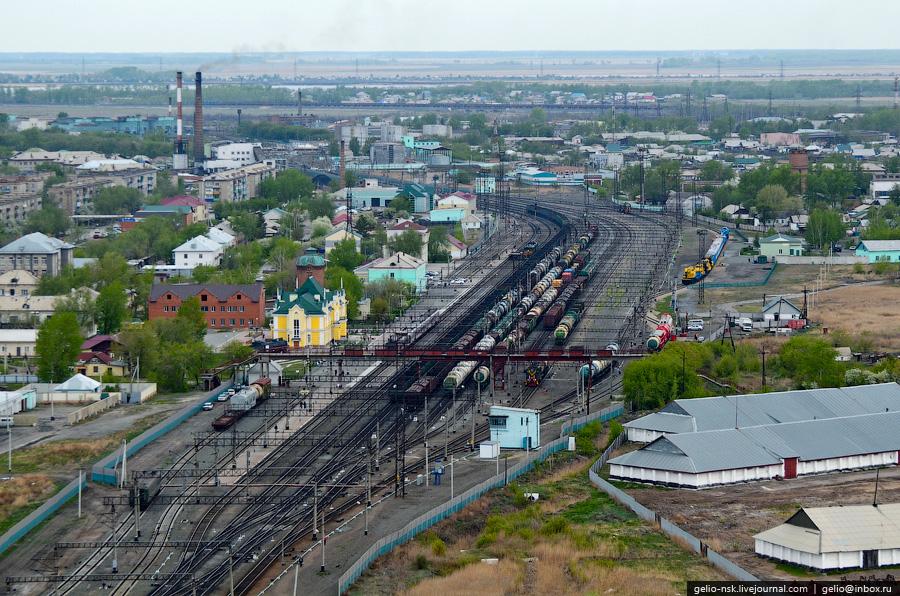 город карасук новосибирская область фото обзорная