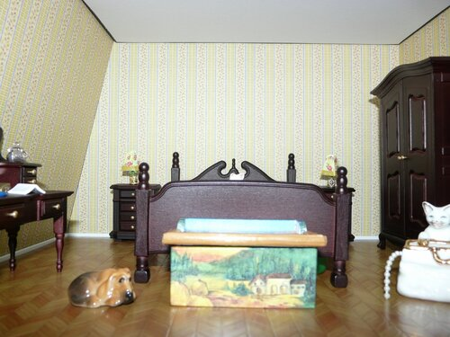 Дом Мечты №37 Кухонные принадлежности, пеленальный столик