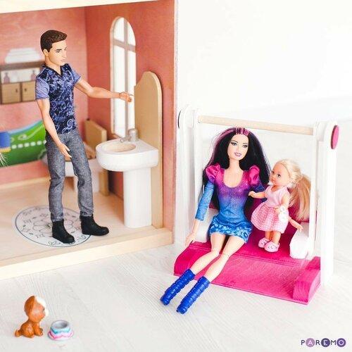 Домик для Барби МУЗА