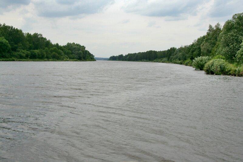 Пестовско-Икшинский соединительный канал