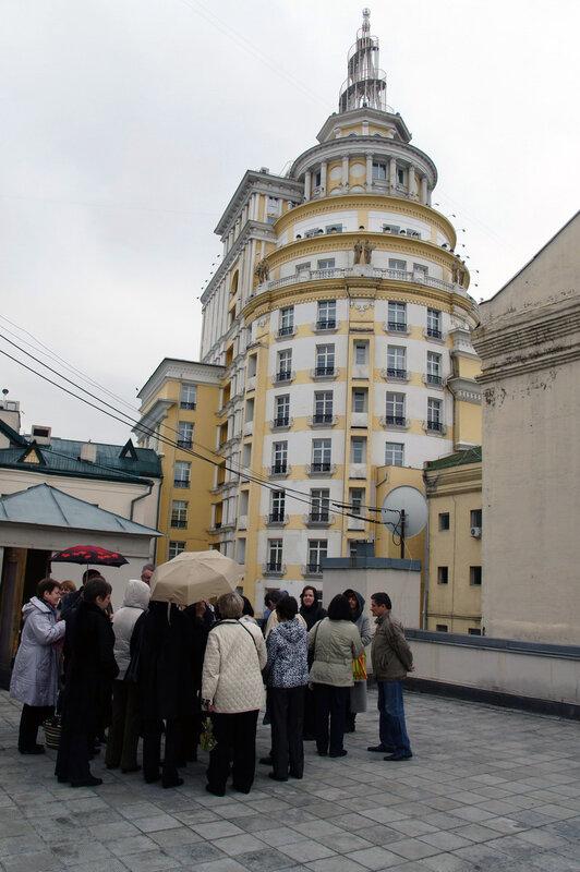 Главный дом усадьбы архитектора Ф.О. Шехтеля