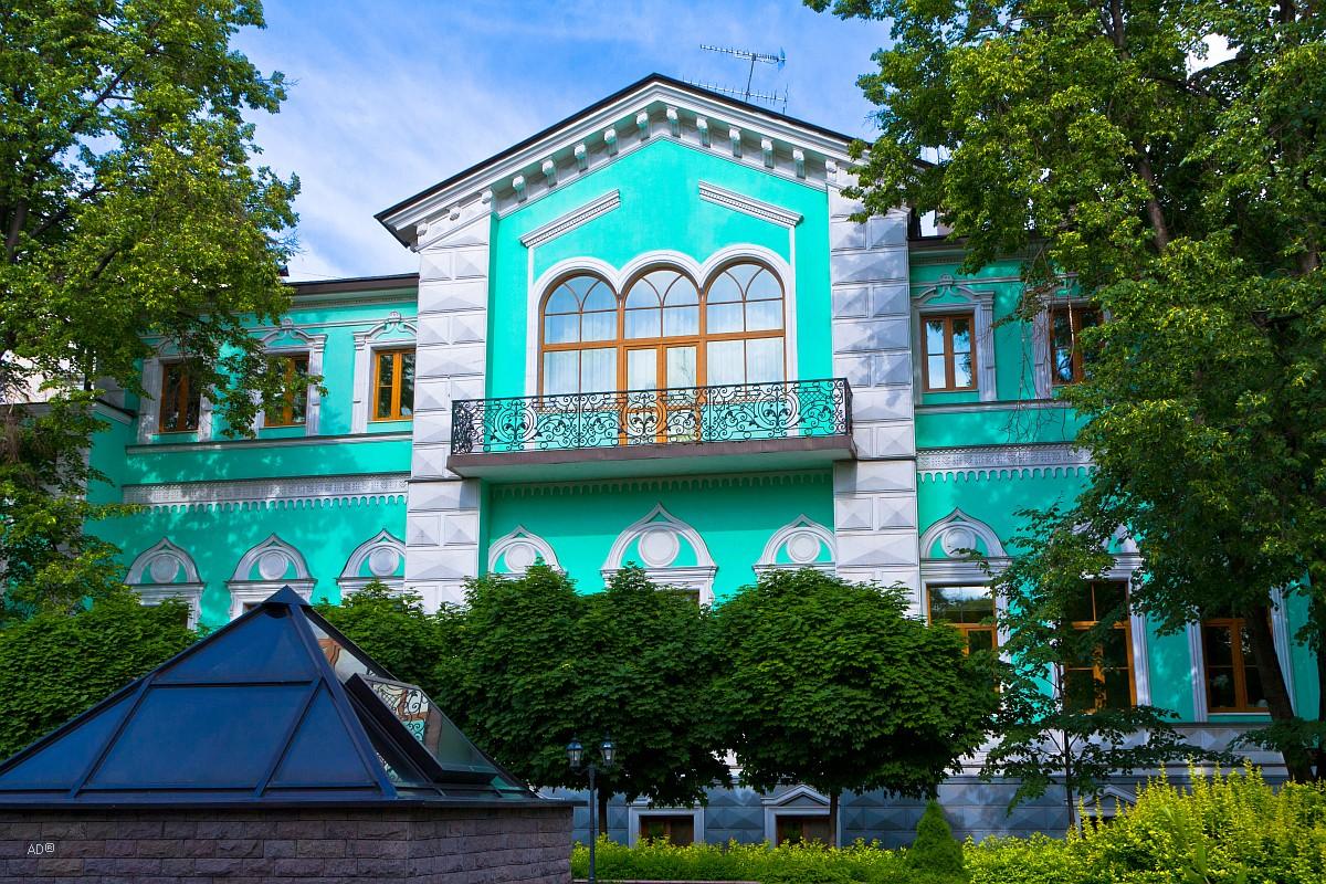 Бывший Морозовский особняк