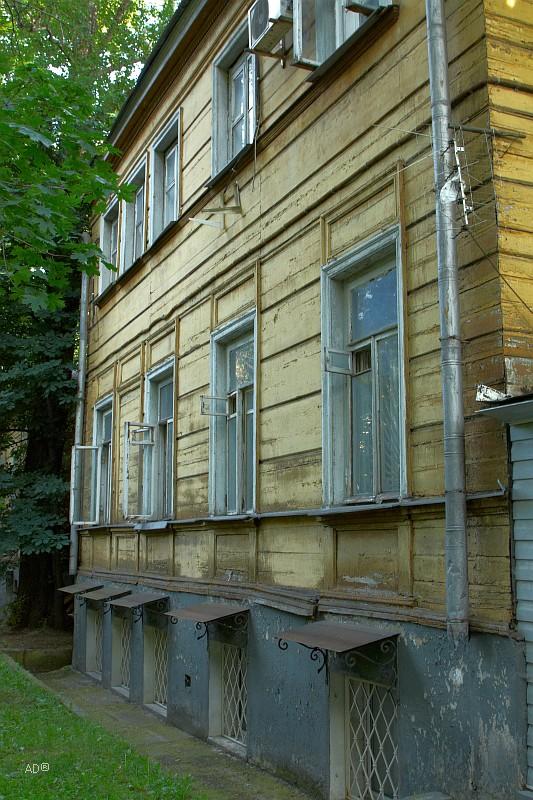 Бывший дом фон Беренса