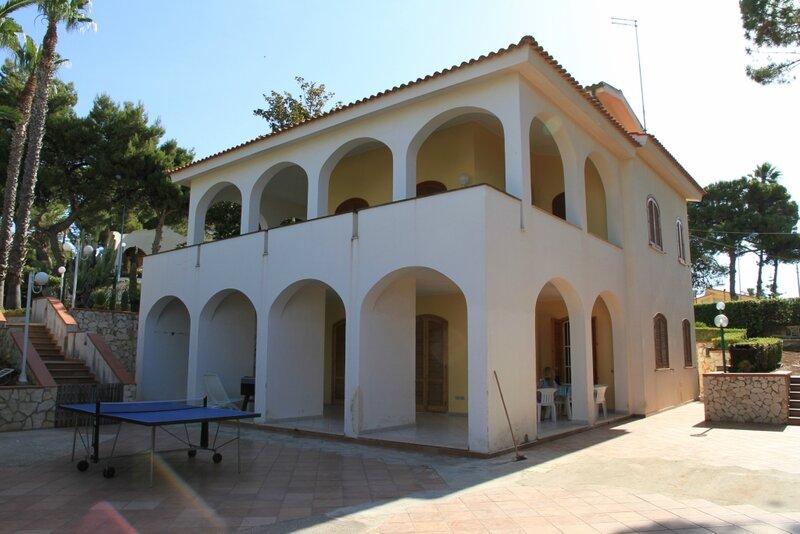 Вилла на Сицилии