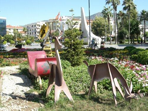 Велопрогулка по набережной в Турции 0_6c885_7439cd81_L