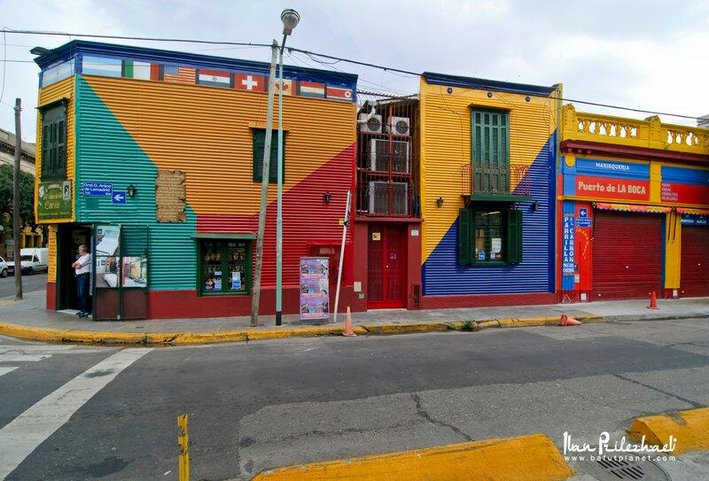 Буэнос-Айрес, Аргентина