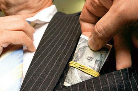 Составлен рейтинг взяток за получение работы в Украине