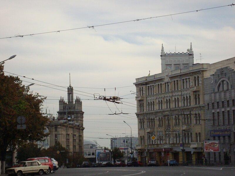 Харьков. Площадь Конституции (1) (2010)