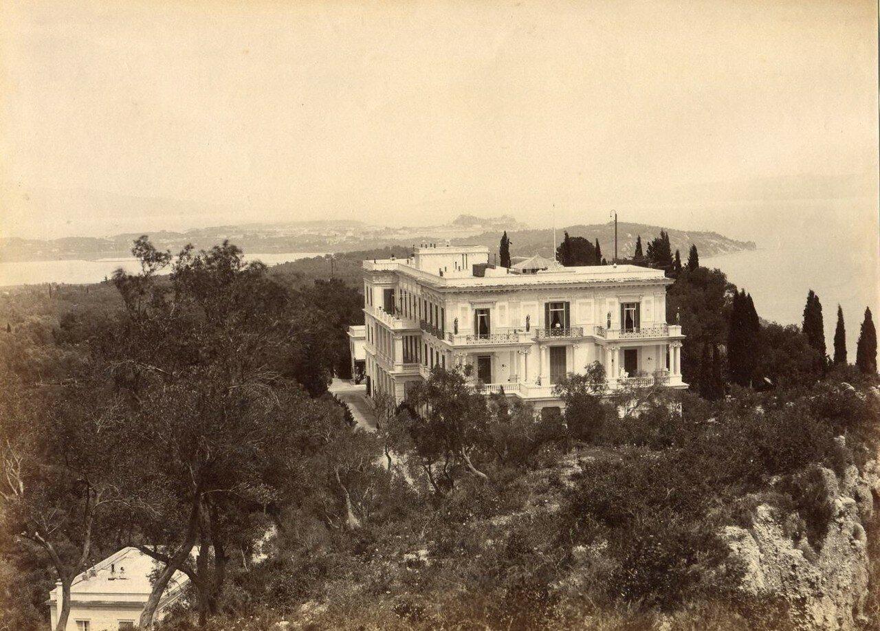 03. Панорама дворца