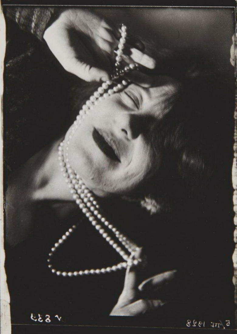 1928. Варвара Степанова