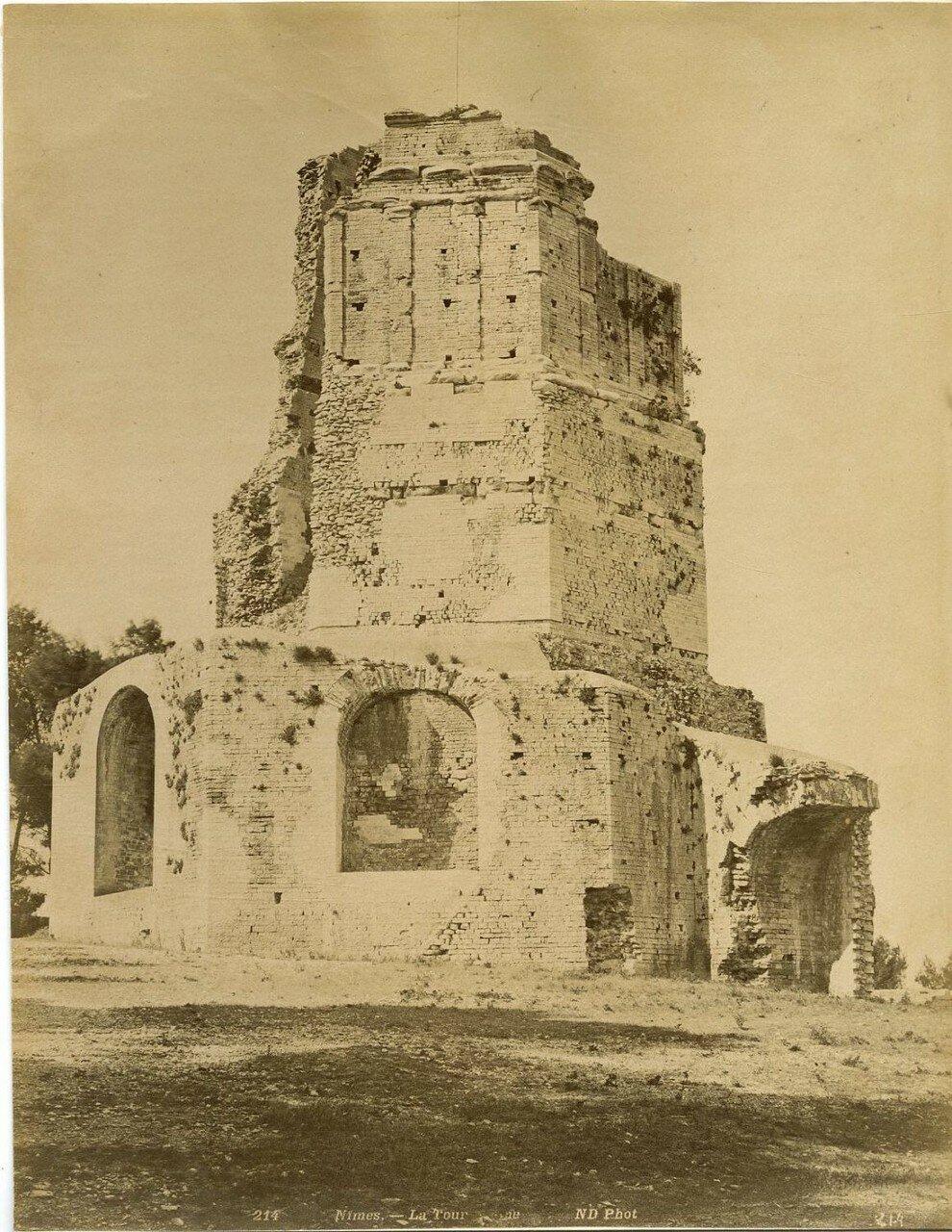 Галло-римская башня Мань