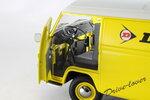 Volkswagen T2a Kasten Dunlop Schuco 450017100