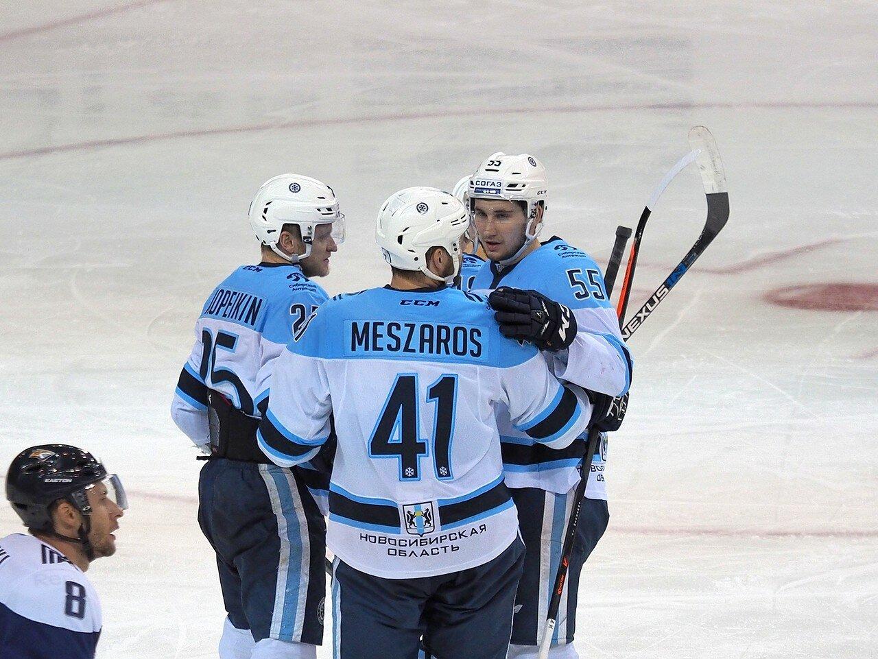 92Восток 1/2 плей-офф Металлург - Сибирь 08.03.2016