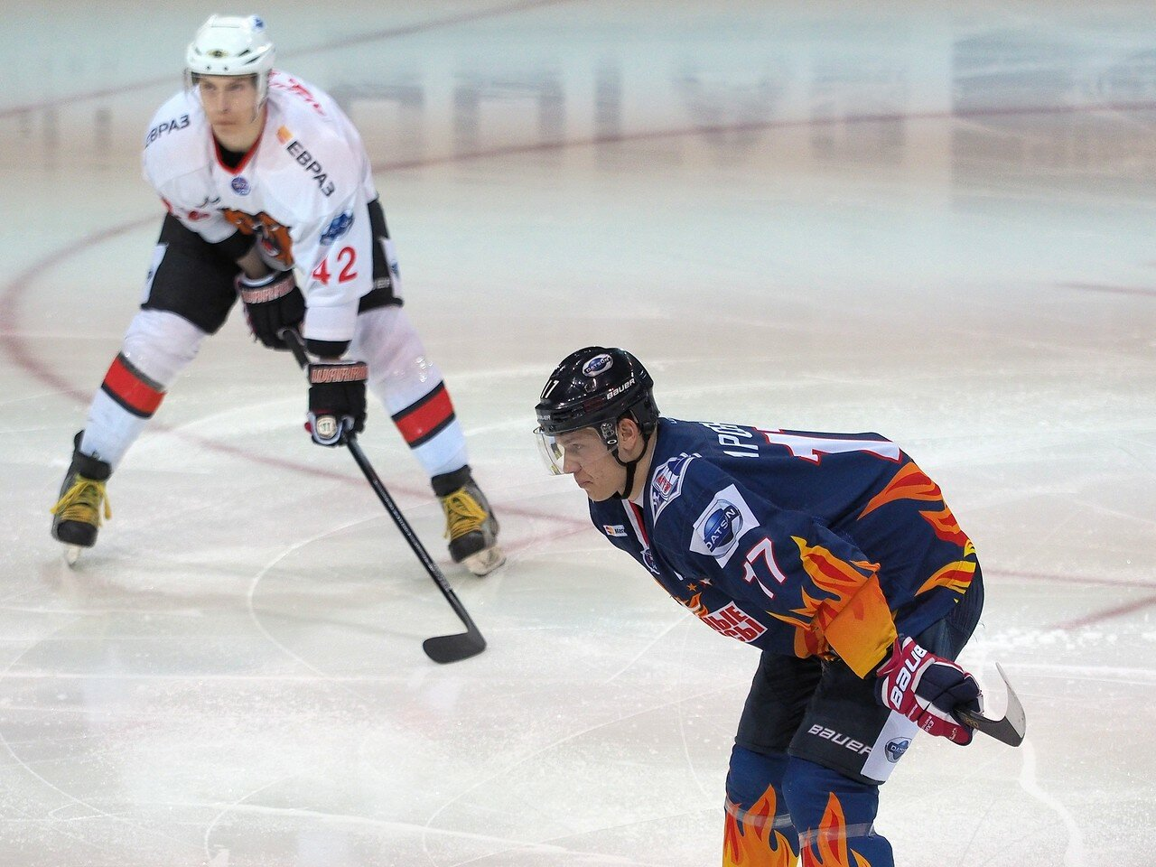 91/8 Плей-офф 2016 МХЛ Стальные Лисы - Кузнецкие Медведи 09.03.2016