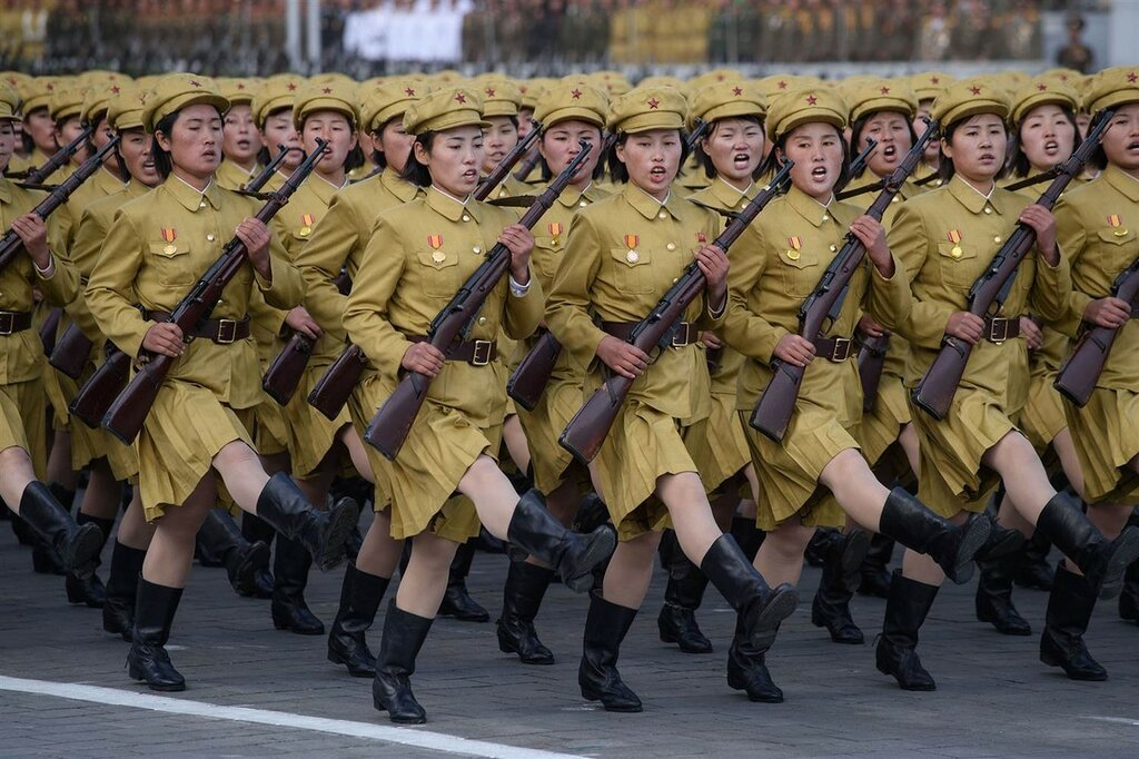 2015 Historic North Korean Parade.jpg