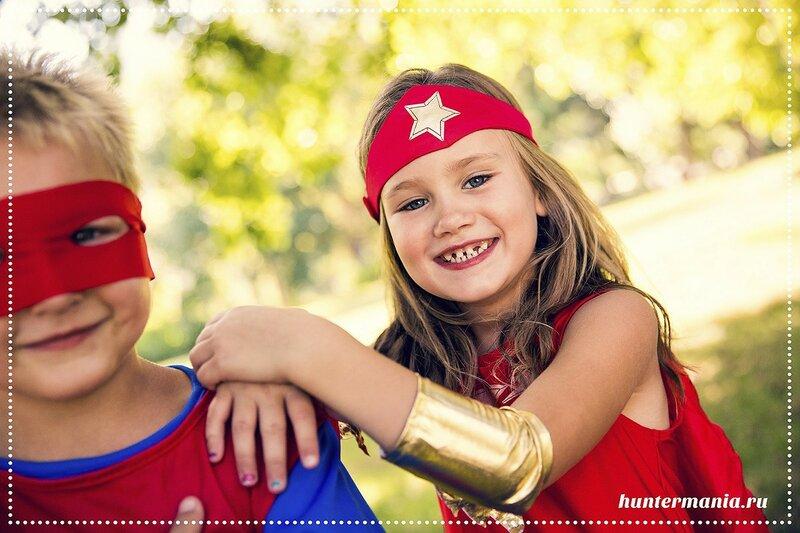Как правильно нарядить ребёнка на праздник?