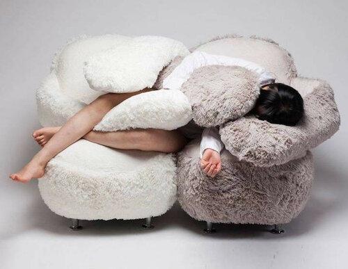 Мягкое кресло - обнимашка