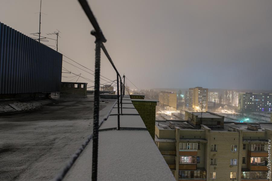 гладкая крыши