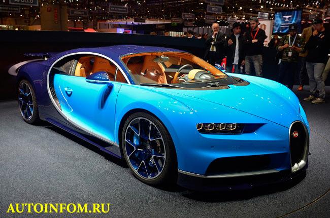 Новинки Женевского автосалона 2016