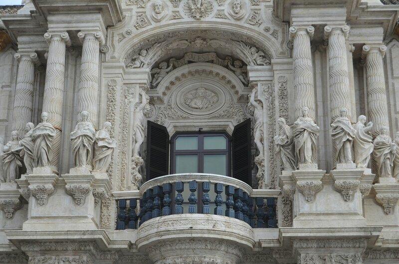 Дворцовый балкон
