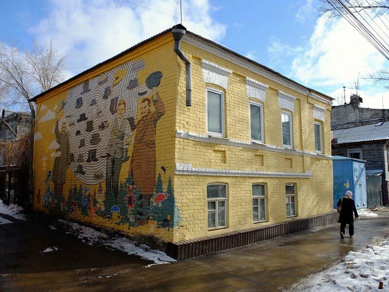 Льва Толстого и Никитинская 015.JPG