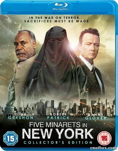 Пять минаретов в Нью-Йорке / Five Minarets in New York (2010/BDRip/HDRip)