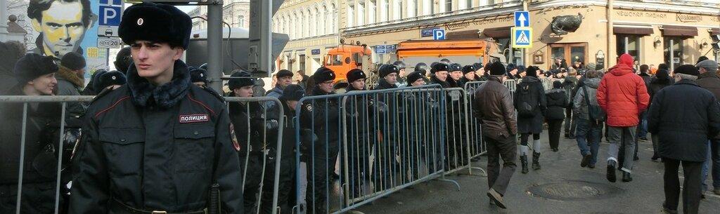 марш памяти Немцова, 27 февраля 2016