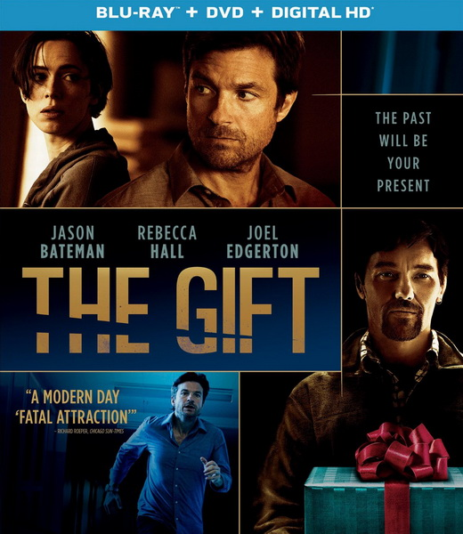 Подарок / The Gift (2015/BDRip/HDRip)
