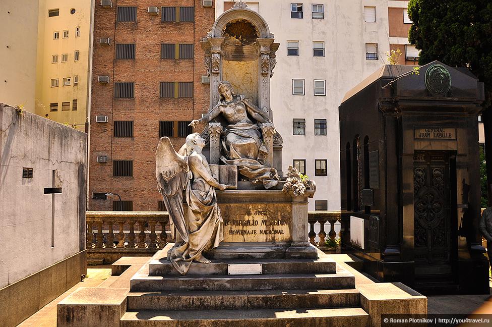 0 3eb827 792209d orig День 415 419. Реколета: кладбищенские истории Буэнос Айреса (часть 2)
