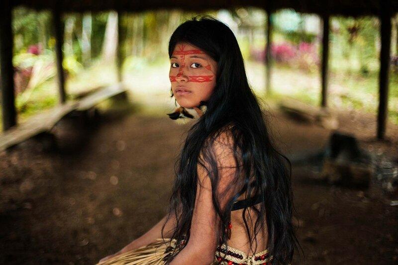 Михаэла Норок, «Атлас красоты»: 155 фотографий красивых женщин из 37 стран мира 0 1c629c b49d7992 XL
