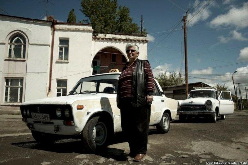 Фотографии армянок, выбравших «неженские» профессии