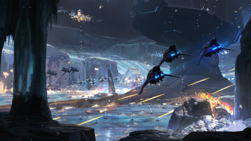 Halo 5 - Разведданные №1: Осирис