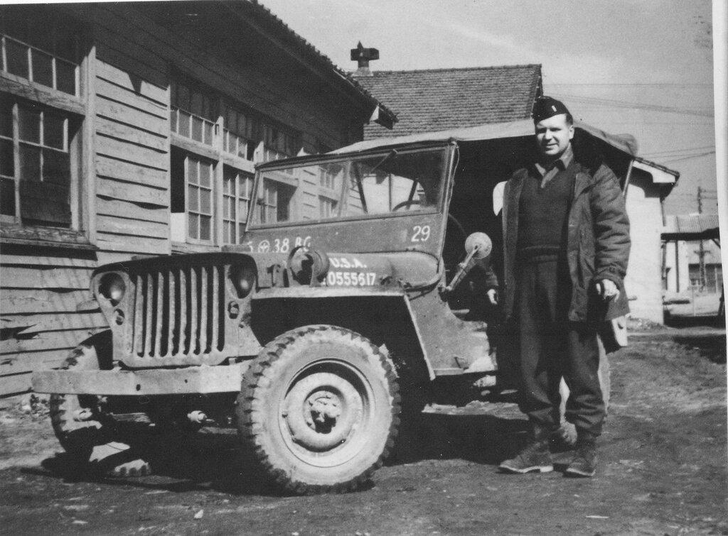 Lt W.H. Krueger, Jr, Feb. 1946